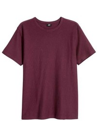 H&M Cotton Piqu T Shirt