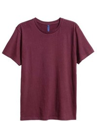 H&M Crew Neck T Shirt