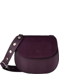 French Connection Celia Saddle Bag Shoulder Handbags