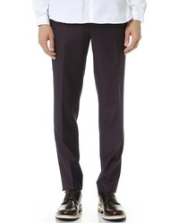 Iridescent suit trousers medium 602625