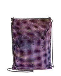 Nordstrom Metallic Mesh Northsouth Crossbody