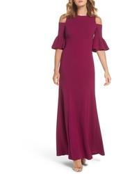 Cold shoulder gown medium 5256035