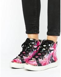 Floral hitop sneaker medium 1193946