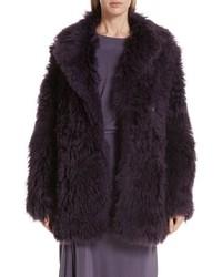 Sies Marjan Pippa Tigrado Genuine Shearling Coat
