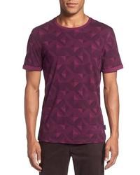 Ted Baker London Luca Print T Shirt