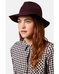 Dark Purple Hat