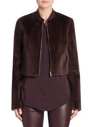 The Row Retza Mink Fur Jacket