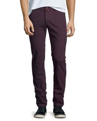 Jacob Cohen Comfort Slim Straight Denim Jeans