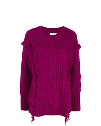 Blugirl Ruffle Detail Sweater