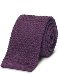 Club monaco samson silk knit tie medium 384594