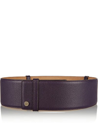 Blyl leather belt medium 158252
