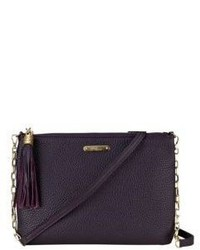 Chelsea pebble grain leather clutch medium 848252