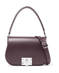 Calvin Klein 205W39nyc Bonnie Med Leather Shoulder Bag