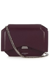 Givenchy Bow Cut Mini Leather Cross Body Bag