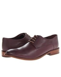 Ted Baker Irron 2 Shoes Dark Red Leather
