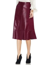 7ed330efd29 Vince Camuto Faux Leather Skirt