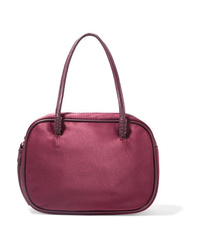 Elizabeth and James Dorina Med Satin Tote