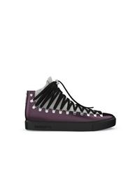 Swear Redchurch Mid Top Sneakers