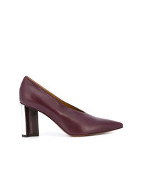 Clergerie Pointed Toe Pumps