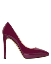 Valentino 120mm Patent Leather Pumps