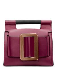Boyy Purple Romeo 19 Bag