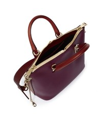 Chlo¨¦ Chlo Baylee Mini Leather Tote | Where to buy \u0026amp; how to wear