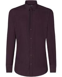 Dolce & Gabbana Long Sleeve Button Up Shirt