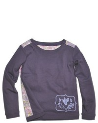 Dark Purple Long Sleeve T-Shirt