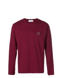 Stone Island Longsleeved T Shirt