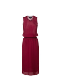 Theory Elasticated Waist Dress