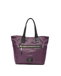 Marc Jacobs Nylon Biker North South Tote