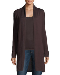 Neiman Marcus Cashmere Collection Modern Superfine Cashmere Duster