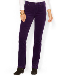 Dark Purple Pants
