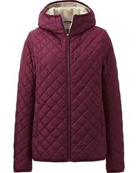 Pile lined fleece parka medium 3737331