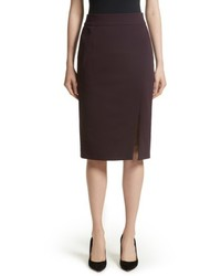 Gabardine pencil skirt medium 4950940