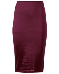 Apt. 9 Midi Scuba Pencil Skirt