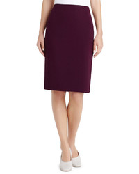 Lafayette 148 New York Modern Pencil Skirt Roselle