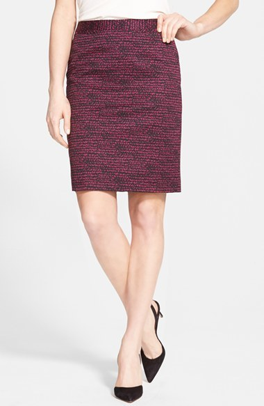Halogen Welt Pocket Pencil Skirt | Where to buy & how to wear