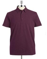 Dark Purple Polo
