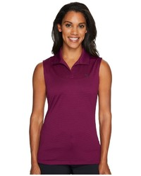 Golf jacquard sleeveless polo sleeveless medium 6453816