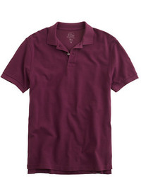J.Crew Tall Classic Piqu Polo Shirt