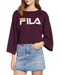Fila Palmira Crop Sweater