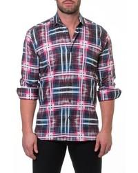 Maceoo Luxor Fiber Slim Fit Sport Shirt