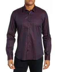 Jared Lang Slim Fit Sport Shirt