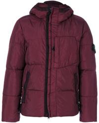 dda221804 Dark Purple Puffer Jackets for Men | Men's Fashion | Lookastic.com