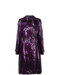 Marc Jacobs Metallic Raincoat
