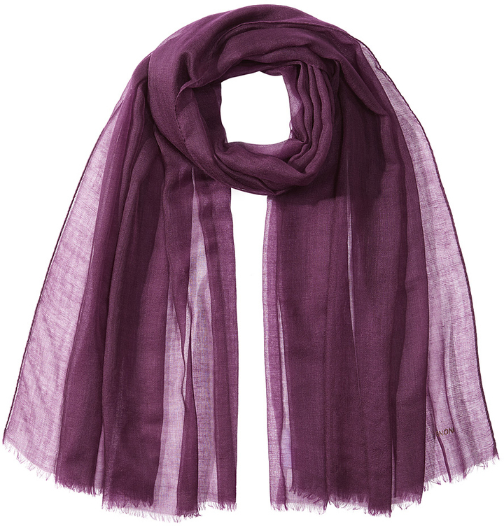 ba22c5097 Agnona Cashmere Scarf, $479 | STYLEBOP.com | Lookastic.com