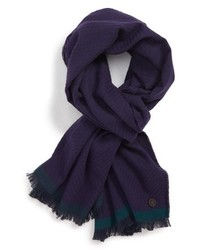 Ted Baker London Cotton Twill Scarf