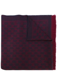 Gg jacquard scarf medium 640259