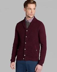Dark Purple Cardigans for Men | Men's Fashion
